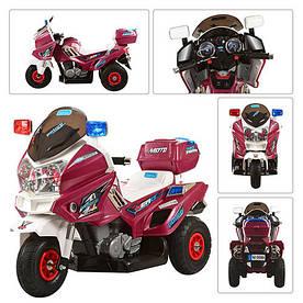 Детский мотоцикл электромобиль Bambi M 0599 A-3