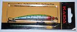 Воблер Каїда, довжина 82 мм, 0,5-1,5 м, вага - 9 м, фото 2