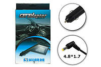 Автомобильное зарядное устройство для ноутбука Asus 12V 3A 36W (4.8/1.7)