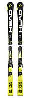 Горные лыжи Head iSupershape Speed SW TFB + PRX 12 black/yellow (MD)