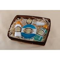 Подарочный набор мужской Мята с термальной водой Амаранте, 1 шт