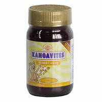 Кангавитес с витамином С (Kangavites Vitamin C) Солгар №60