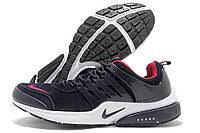 Кроссовки мужские  Nike Presto Р200-3 темно-синие (найк престо)