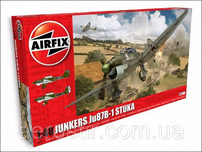 Junkers Ju87B-1 'Stuka' 1/48 AIRFIX 07114
