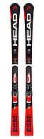 Горные лыжи Head iSupershape Rally SW TFB + PRX 12 black/red (MD)