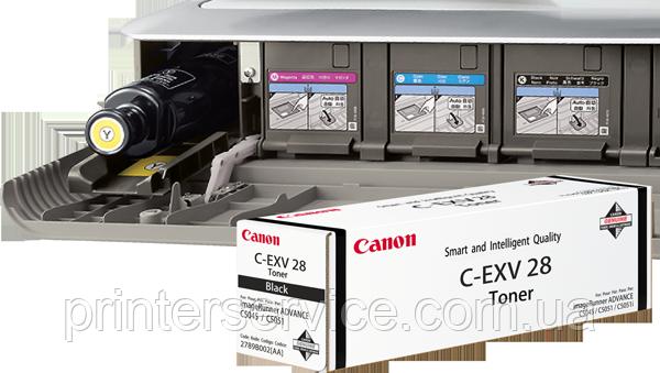 Тонер Canon C-EXV28 Black (2789B002) для iRC5045/5045i/5051/5051i