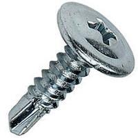 Саморез-Шуруп самосверлящий с пресшайбой по металлу 4,2*16 / 100 штук