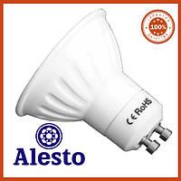 Светодиодная лампа GU10 5Вт Eco&Light  3000К, 6000К