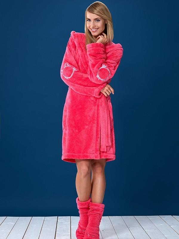 Жіночий халат L&L DUFFY