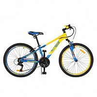 """Спортивный велосипед Ukrain 24"""" (G24A315-M-UKR-1)"""