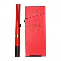 Электронная сигарета Nickols 110 (Красная) Gold
