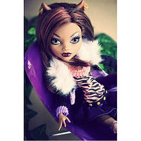 Monster High Original Favorites Clawdeen Wolf Doll Кукла монстер хай Клодин Вульф базовая с питомцем