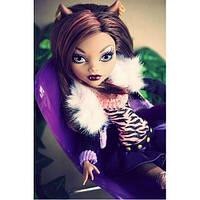Monster High Original Favorites Clawdeen Wolf Doll Лялька монстер хай Клодін Вульф базова з вихованцем