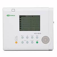 Электрокардиограф цифровой ECG-6010 - 6-канальный Биомед