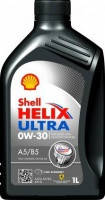 Моторное масло Shell Helix Ultra A5/B5 0w-30 1 л