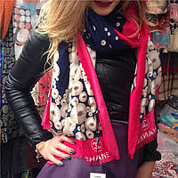 Палантин платок женский Chanel