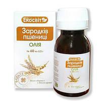 Экосвит ОЙЛ Масло зародышей пшеницы капсулы 0,3 г №60