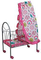 Кроватка для куклы Sweet dreams TODSY (9394)