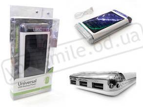 Внешний аккумуляторЗарядное устройство Power Bank 15000mAh + Solar, фото 2