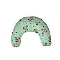 Подушка для кормления холлофайбер Лежебока