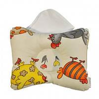 Антиаллергенная подушка детская Метелик + наволочка Billerbeck (Германия)