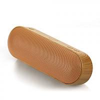 Беспроводная колонка Wooden XC-Z3 Mini Bluetooth Wireless Speaker