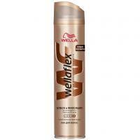 Лак для волосся WellaFlex Блеск и Фиксация Суперсильная Фиксация 250 мл (4056800640157)