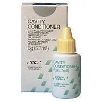 GC CAVITY CONDITIONER (Джи-Си Кавити Кондиционер) Для удаления смазанного слоя, 20%-я полиакриловая кислота +