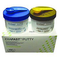 GC EXAFAST PUTTY (Джі-сі Экзафаст Путті) 500 г база + 500 м каталізатор