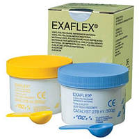 GC EXAFLEX PUTTY (Джи-Си Экзафлекс Путти) 500 г база + 500 г катализатор