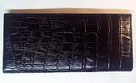Мужской кошелек BOND из кожи под рептилию