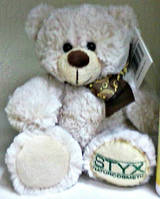 М'яка іграшка фірмова Ведмедик STYX