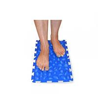 Массажный коврик 8 пазлов Здоровые ножки