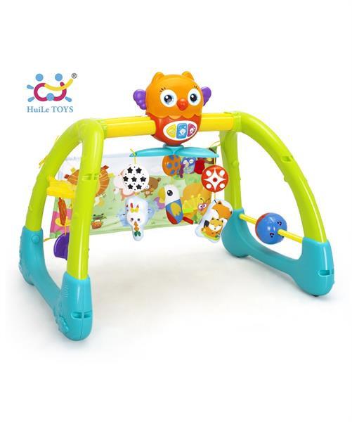 """Игровой развивающий центр Huile Toys """"Веселая поляна"""""""