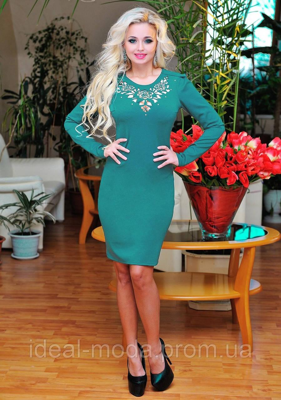 b045986611b Платье на новый год Ажур 42 44 -