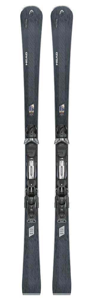 Горные лыжи Head Prestige SW TFB + PRD 14 black (MD)