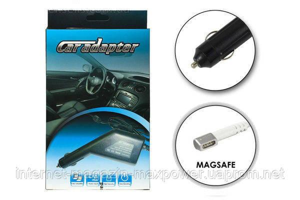 Автомобильное зарядное устройство для ноутбука Apple 18.5V 4.6A 85W (MagSafe)