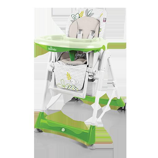 Удобный стульчик для кормления Baby Design Bambi