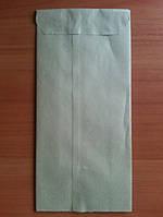 Бумажный пакет саше бурый 360х220х50 (911)