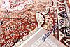 """Ковер прямоугольный из поливискозы  Квин """"Роскошь"""", цвет бежево-красный, фото 3"""
