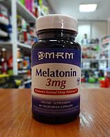 Мелатонин MRM Melatonin 3 mg 60 Veggie Caps