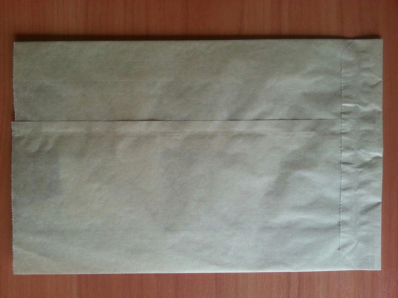 Пакет саше бурый 220х140х50 (602)