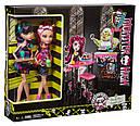 Monster High Хоулин Вульф и Клео (Howleen Wolf, Cleo) Крипатерия Монстер Хай Школа монстров, фото 5