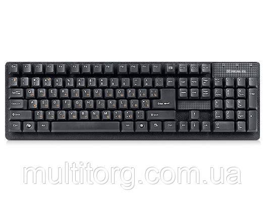 Клавиатура REAL-EL Standard 501 USB черная