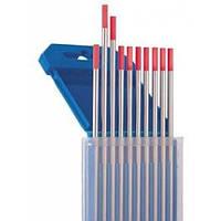 Вольфрамовый электрод красный WТ- 20 для аргону 1,0мм