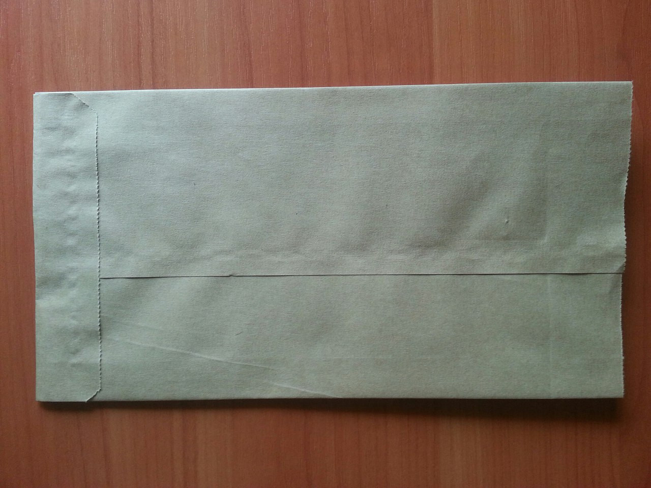 Бумажный пакет САШЕ 6.1025 1000 шт