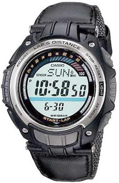 Часы Casio SGW-200B-1VER