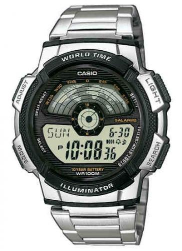 Часы Casio AE-1100WD-1AVEF