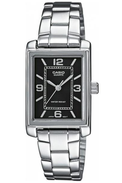 Наручные женские часы Casio LTP-1234PD-1AEF оригинал
