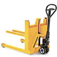 Ручная гидравлическая тележка для работы с поддонами с малой высотой захвата AM V05 (500 kg)